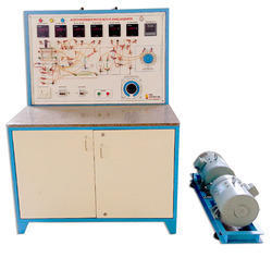 Three Phase Synchronous Generator Lab