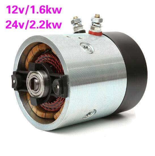 Motors for Hydraulic Application
