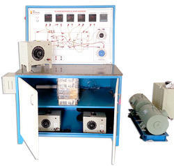 DC Machine with Electrical Loading