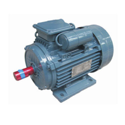 Single Phase Dual Capacitor Electric Motor